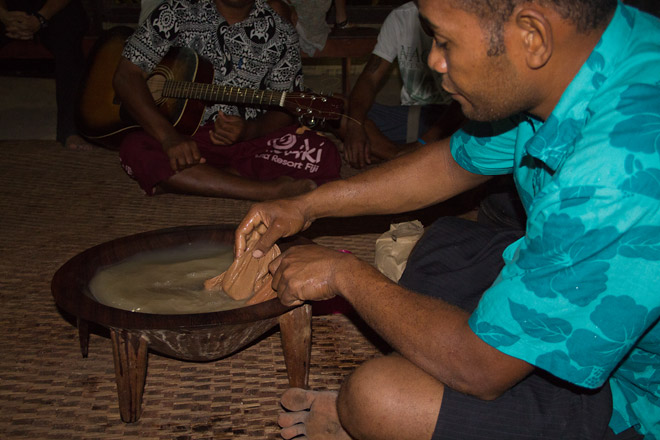 Kava Session